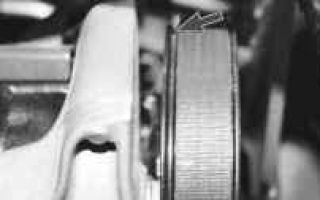 Хитрости замены ремня вспомогательных агрегатов на рено логан