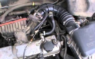 Провалы при нажатии на педаль газа лада калина: разгон и холостой ход