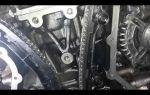 Замена цепи грм пежо 308 ep6 своими руками: фото и видео