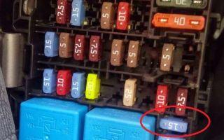 Не работает прикуриватель рено логан: причины, ремонт