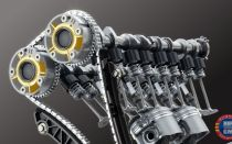 Гнёт ли клапана на двигателе рено логан при обрыве ремня грм?