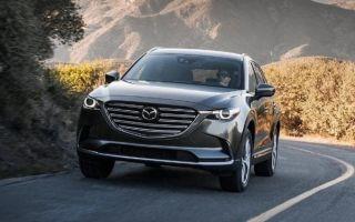 Mazda cx-9 2019: технические характеристики, фото и цены