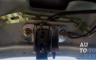 Не могу закрыть багажник на лада гранта, почему?