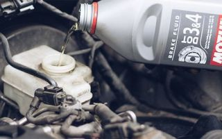 Какая тормозная жидкость залита в форд фокус 2