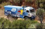 В дакаре-2016 участвует команда renault – её возглавил мартин ван дер бринк