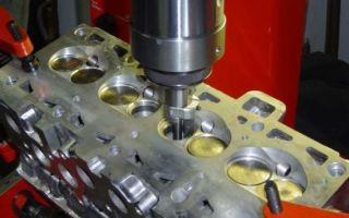 Как притереть клапана на ваз-2112 16 клапанов: фото, видео