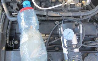 Признаки подсоса воздуха через форсунки: симптомы, фото, видео