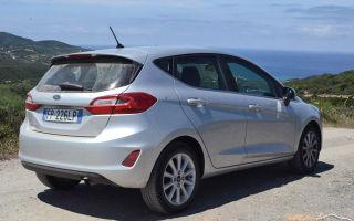 Форд фиеста 2018 года: новая модель, когда продажа в россии