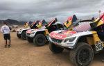 Команда x-raid борется за дисквалификацию экипажа peugeot в дакаре-2016