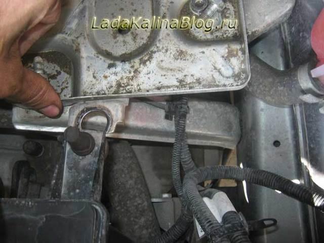 Ремонт рулевой рейки с электроусилителем Лада Калина: фото, видео