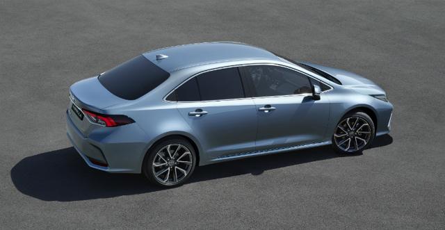 Новая модель Тойота Королла 2019 года для России: фото и цены