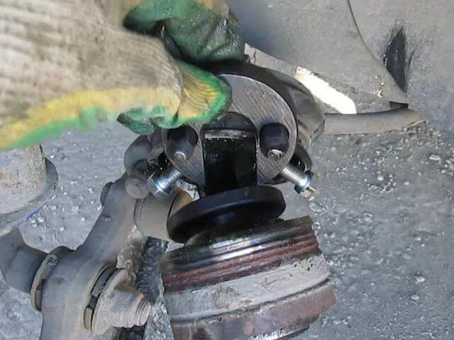 Замена гранаты на ВАЗ-2112 своими руками: фото ШРУСА и видео