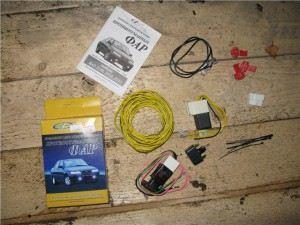 Как подключить и установить противотуманки на ВАЗ-2110