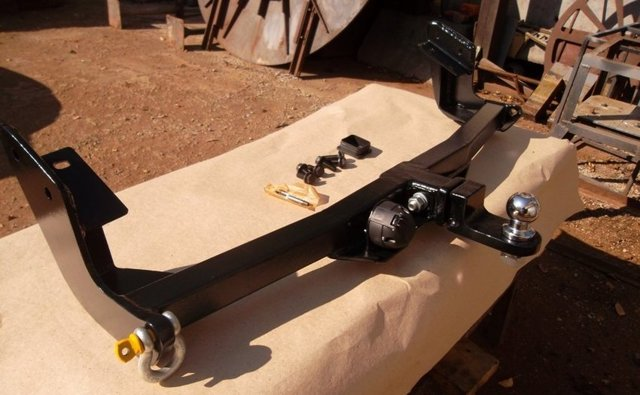 Самодельный фаркоп на Рено Дастер своими руками: чертежи, размеры