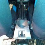 Как подтянуть и отрегулировать ручник на Рено Логан: видео и фото