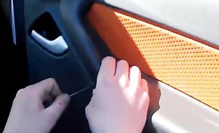 Как снять обшивку задней двери Лада Гранта: фото и видео