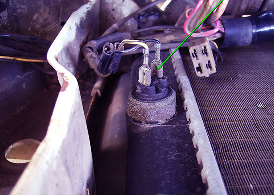 Не работает вентилятор охлаждения ВАЗ-2114 инжектор: не включается