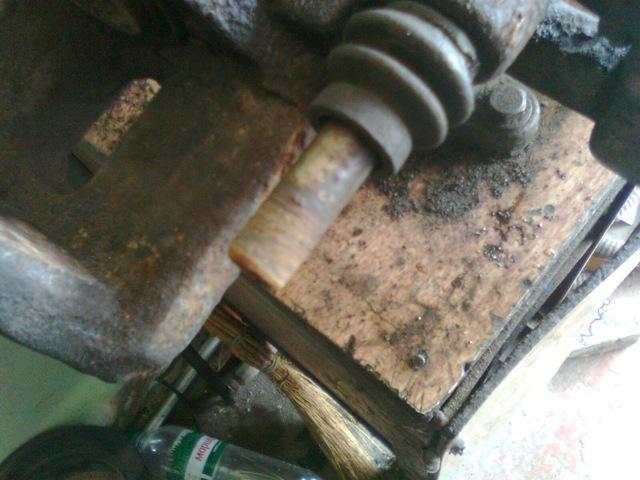 Замена сайлентблока продольного заднего рычага на Лансер 9