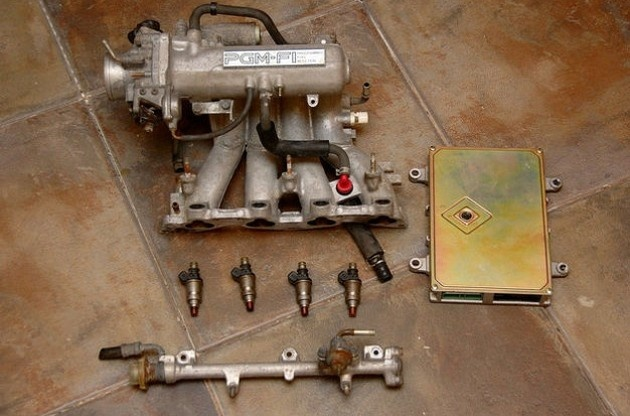 Как уменьшить расход топлива на Лада Гранта