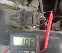 Как проверить датчик ДМРВ на ВАЗ-2114 мультиметром: фото и видео