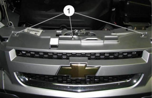 Как снять передний бампер на Нива Шевроле: видео, фото