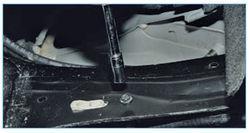 Как на Форд Фокус 2 подтянуть ручник: фото