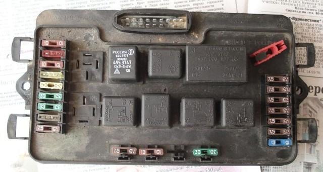 Пропала подсветка панели приборов на ВАЗ-2114: не горит