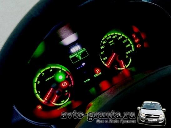 Что входит в комплектацию Норма автомобиля Лада Гранта