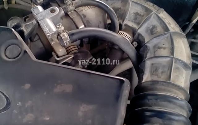 Замена термостата ВАЗ-2110 инжектор 8 клапанов: фото и видео