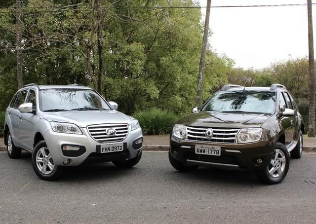 Что лучше выбрать: Лифан Х60 или Рено Дастер?