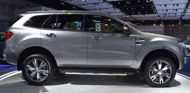 Форд Эверест 2018: старт продаж в России, последние новости, цены
