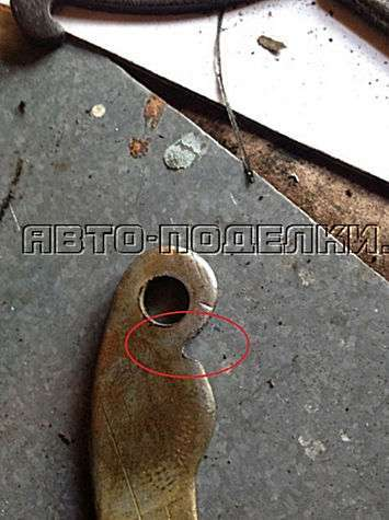 Замена тросика ручника на ВАЗ-2110: фото и видео