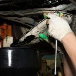 Замена масла в АКПП Мицубиси Лансер 10 двигатель 1 5