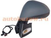 Артикулы и тип лампы в поворотниках на peugeot 207