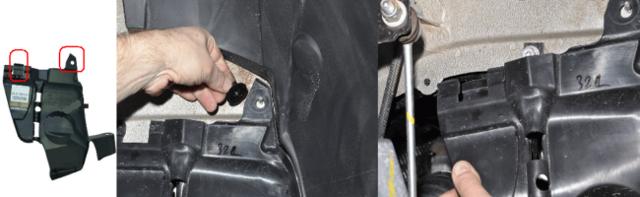 Замена топливного фильтра Рено Дастер дизель: фото и видео