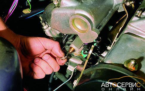 Как почистить инжектор на ВАЗ-2112 16 клапанов: фото и видео