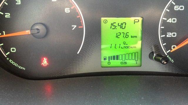 Лада Гранта лифтбек расход топлива на 100 км