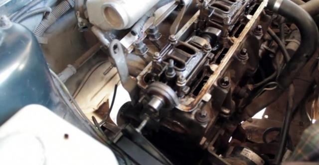 Замена прокладки головки блока цилиндров ВАЗ-2114 8 клапанов: видео