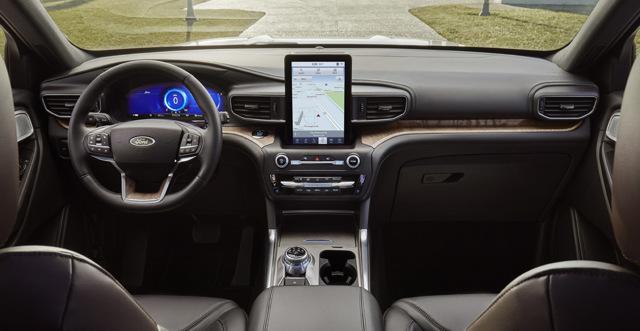 Новый Форд Эксплорер 2018 года: цена, комплектации, фото, старт