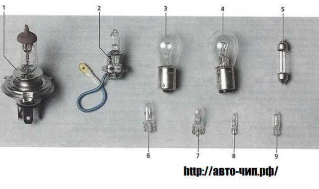 Какие лампочки лучше поставить на ближний свет на Дэу Нексия