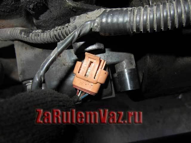 Как снять и заменить катушку зажигания на ВАЗ-2114: фото и видео