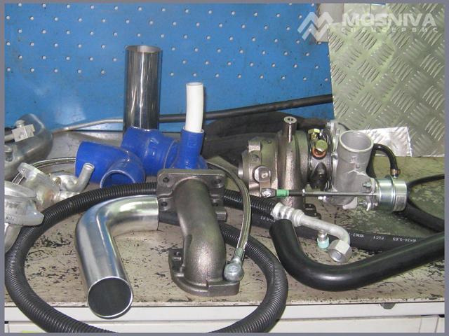 Как увеличить мощность двигателя на Шевроле Нива своими руками