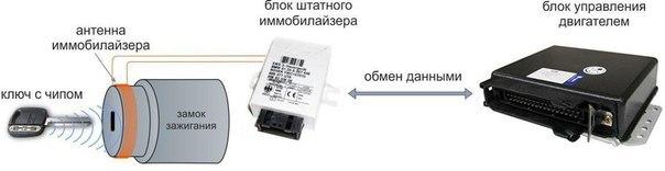 Как отключить иммобилайзер на ВАЗ-2110 самому без прошивки