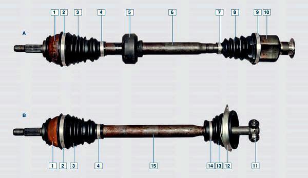 Как заменить ШРУС (гранату) на Рено Логан: фото, видео, стоимость