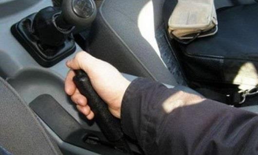 Регулировка ручника на ВАЗ- 2110: фото и видео