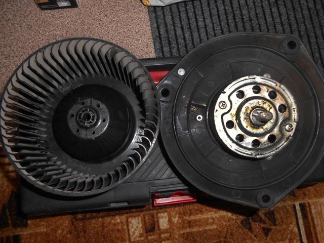 Как снять вентилятор печки на Шевроле Нива для замены: видео