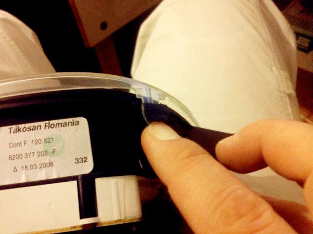 Как снять панель приборов на Рено Логан: фото, видео