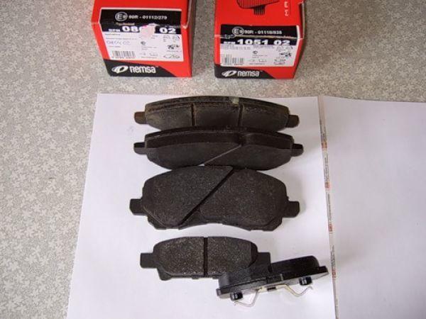 Какие тормозные колодки лучше на ВАЗ-2112: опрос, выбор
