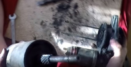 Как снять и заменить стартер на ВАЗ- 2112 16 клапанов: фото, видео