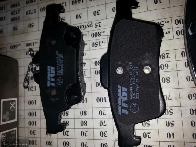Замена задних тормозных колодок Форд Фокус 2 барабанные дисковые
